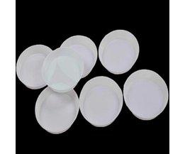 Plastic Bakje voor Nageldecoratie (10 stuks)