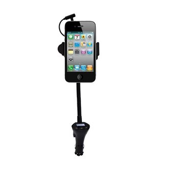 FM Transmitter Auto Smartphone Houder