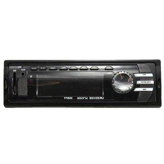Autoradio Voor MP3-Bestanden Via USB