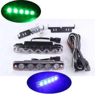 Motor Achterlichten LED