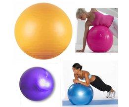 Balansbal Voor Yoga & Pilates