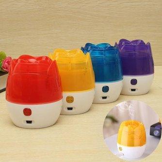 Mini USB Luchtbevochtiger In Verschillende Kleuren
