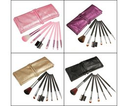 Make-Up Kwasten Set 7 Stuks