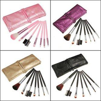 Make-Up Kwasten Set 7 Stuks