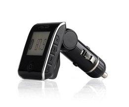 Bluetooth FM Zender Voor Je Auto