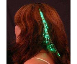 Lichtgevende Hair Extension