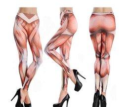 Legging met Spieren