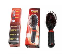 Elektrische Haarborstel & Massageapparaat