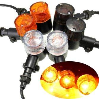 Knipperlichten Voor Motoren In Drie Modellen