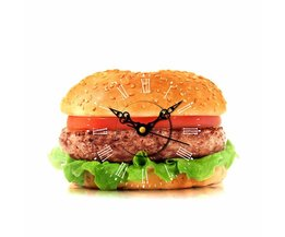PAG Sticker Hamburger Klok