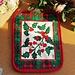 Pannenlappen Kerst
