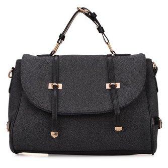 Messenger Bag van Wol