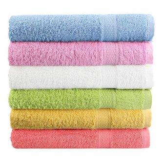 Zachte Handdoeken Voor Het Gezicht