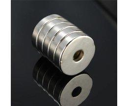 Ring Magneten Per Vijf Stuks