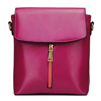 Roze Tas Recht Model