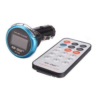 FM Transmitter Voor Je Auto