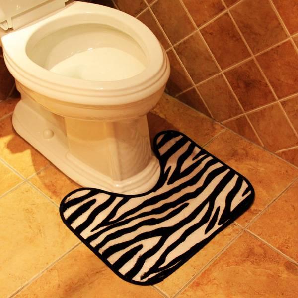 Badkamer Matten Zebra 2 Stuks kopen? I MyXLshop (Tip)