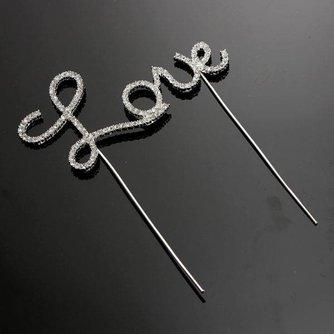 """Taartversieringen """"Love"""""""