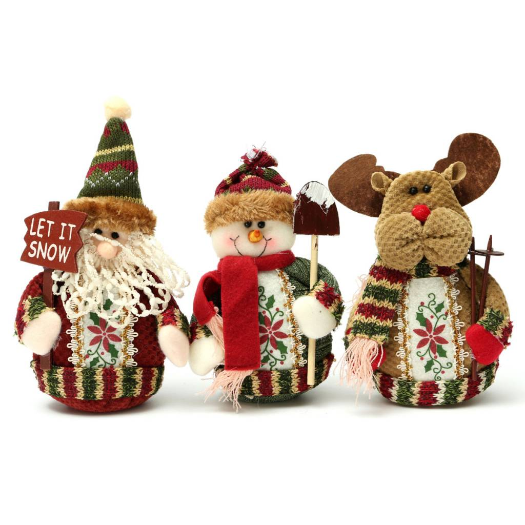 Kerstpoppen