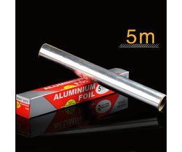 Rol Aluminiumfolie 5M