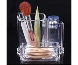 Compacte Make-up-organizer
