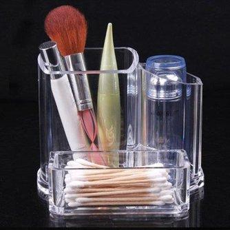 Compacte Make-up-organizer