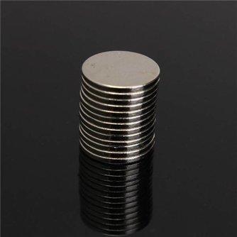 Dunne Magneten 10 Stuks