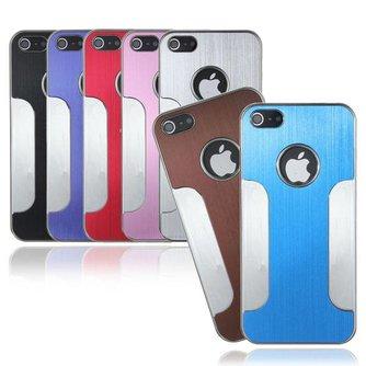 Aluminium Hoesje voor iPhone 5 en 5S