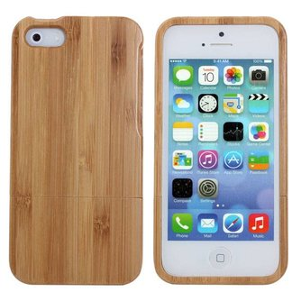 Bamboo Hoes Voor iPhone 5 & 5S