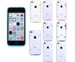 Ultra Dunne Hoes Voor iPhone 5C In Meerdere Kleuren