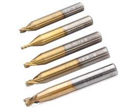 1.5-4 MM Bitjes Voor een Sleutelslijpmachine