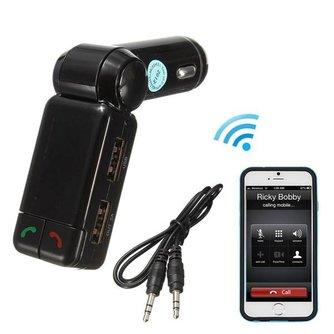 FM Transmitter Carkit