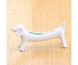 Plantenpotje Hond