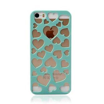 IPhone 5 Bescherming met Hartjes Ontwerp
