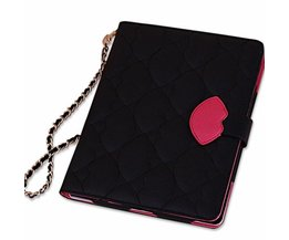 Cases PU leer voor iPad 2, 3 & 4