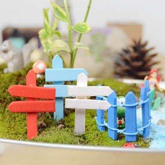 Micro Landschap Borden