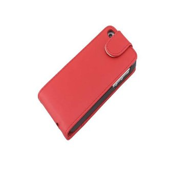 Leren Flip Case Voor iPhone 5C In Meerdere Kleuren
