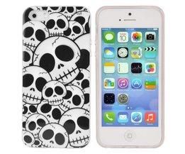 Hoes Met Schedels Voor iPhone 5 & 5S