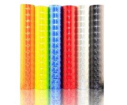 Gekleurde Folie Voor Voertuiglampen