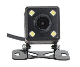 Achteruitrijcamera Kopen Bedraad met LED Nachtzicht