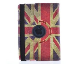 Beschermhoesje iPad Air UK & USA Print