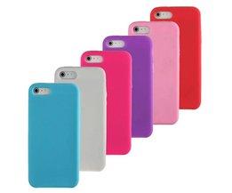 Covers voor iPhone 5 Siliconen