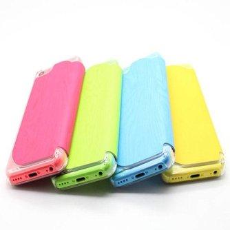 IPhone 5C Hardcase in 3 Kleuren