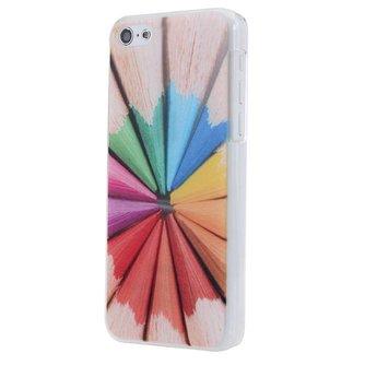 Covers voor iPhone 5C met Potlood Design