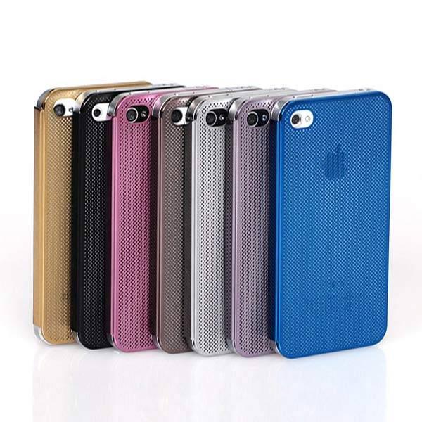Metalen Hoesje voor iPhone 5-5S