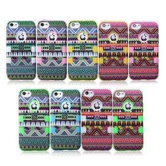 Tribal Hoesje voor iPhone 5C