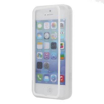 TPU Hoesje iPhone 5 Met Screenprotector