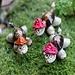 Schattige Miniatuur Schildpadden voor in de Tuin