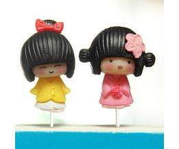 Miniatuur Poppetje