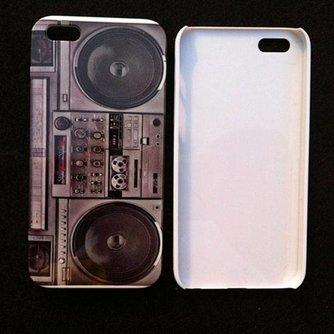 Plastic Case iPhone 5